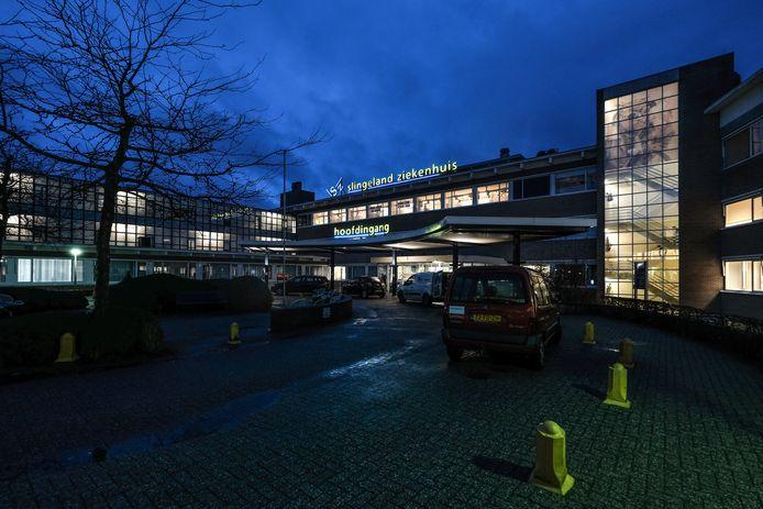 Het Slingeland Ziekenhuis in Doetinchem. Archieffoto: Jan van den Brink