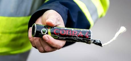 Vondst 2.600 kilo illegaal vuurwerk leidt politie naar Zwartewaterland