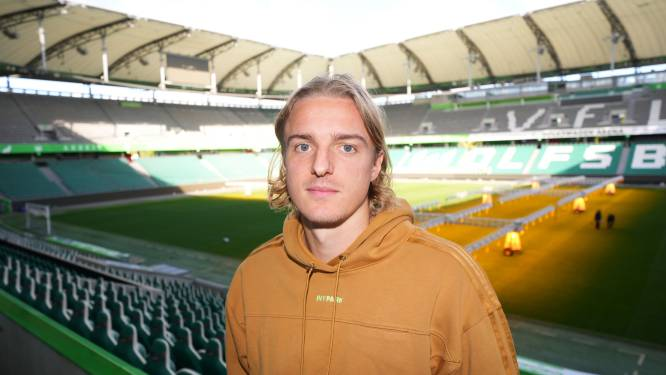 """Sebastiaan Bornauw, van 24 uur in coma naar Champions League met Wolfsburg: """"WK in Qatar zit in mijn hoofd"""""""