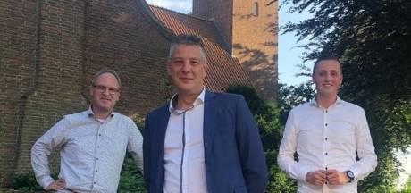 Maarten Hage trekt de lijst voor het CDA in Kapelle