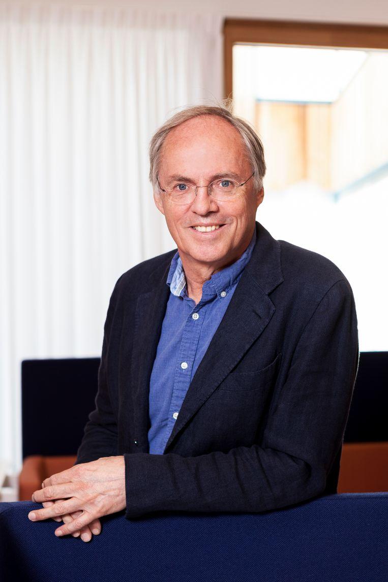 Hans Clevers. Beeld Martijn Gijsbertsen