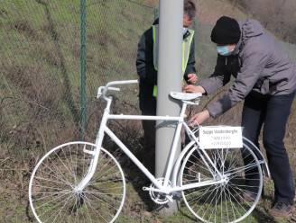 'Ghostbike' is pijnlijk eerbetoon aan verongelukte Seppe (29)