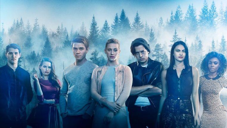 De cast van 'Riverdale' Beeld TMDB