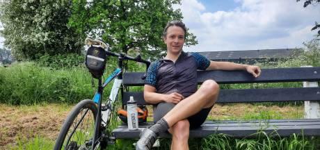 Op de fiets langs de Betuwse weilanden: 'De Betuwe doet me denken aan mijn dorp in Engeland'