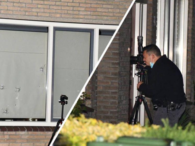 Woning beschoten in Middelburg