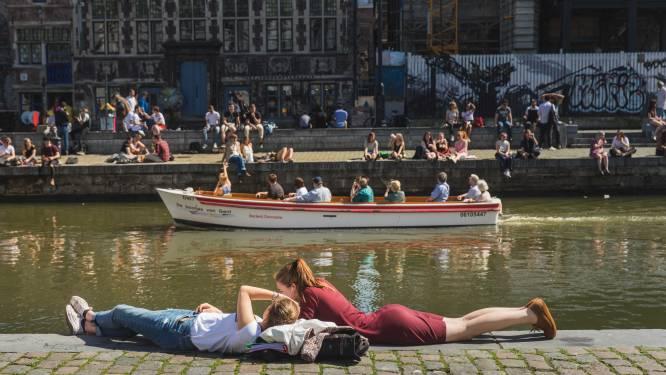 30 graden. Waar vind je verkoeling in Gent?