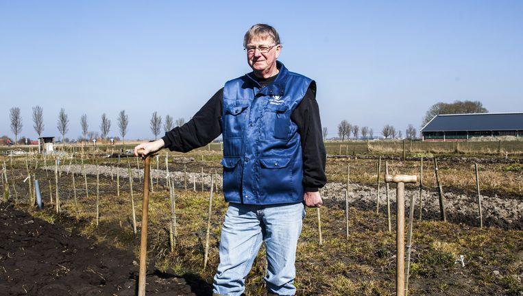 Evert Bergsma: 'Ik mocht 98 procent van mijn salaris houden.' Beeld Aurélie Geurts