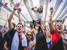 """Na megafeestje bij Flanders Expo: """"Wie zich nu laat testen, krijgt ticket voor volgende editie"""""""