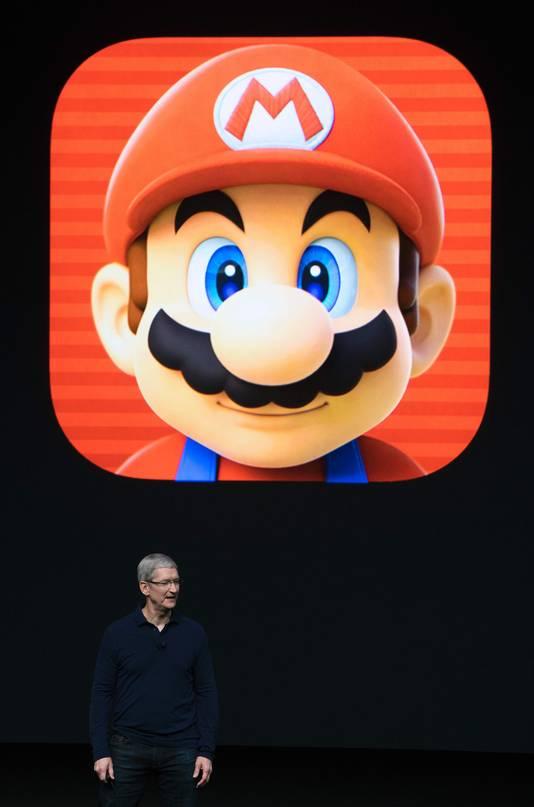 Super Mario krijgt een spel op de iPhone