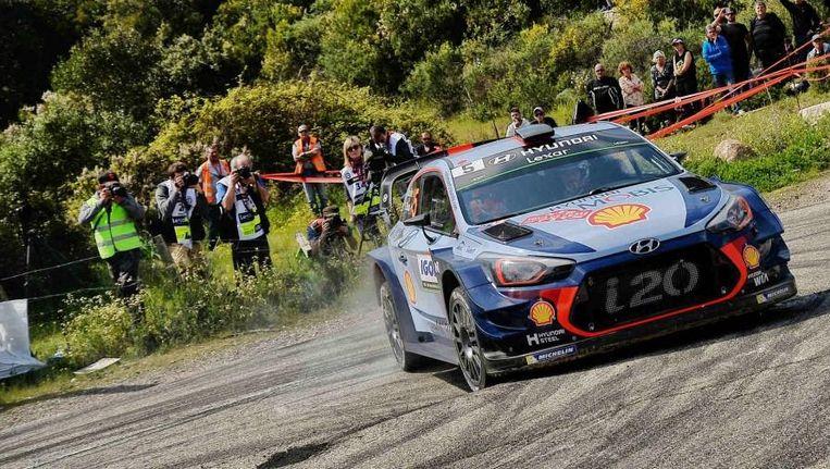 null Beeld WRC