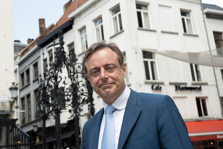 Bart De Wever. Beeld Klaas De Scheirder