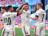 Speeltijd voor De Bruyne, Hazard, Witsel en Vermaelen in slotduel België: 'Ze hebben ritme nodig'