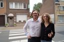 Mathias Van Heyste en Eline Baute bij 't Stil Vermoeden