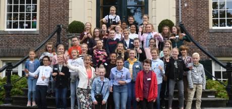 Kinderburgemeesters bijeen in Maarssen: 'Naar ons moet echt worden geluisterd'