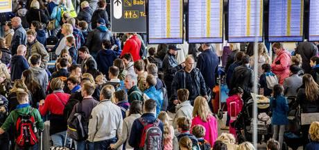 'Kom drie uur van tevoren op Schiphol'
