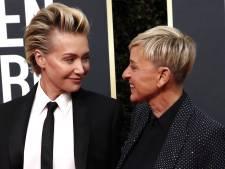 Ellen DeGeneres reed haar vrouw onder invloed naar ziekenhuis