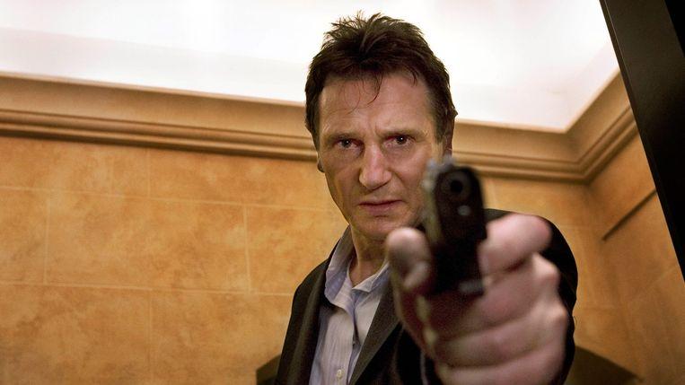 Liam Neeson in Taken van Pierre Morel Beeld