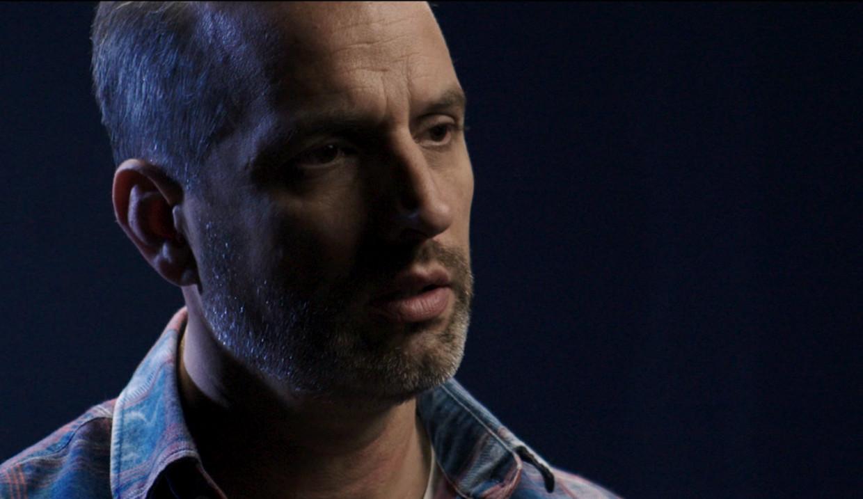 Lionel D., terroristenjager Beeld Humo