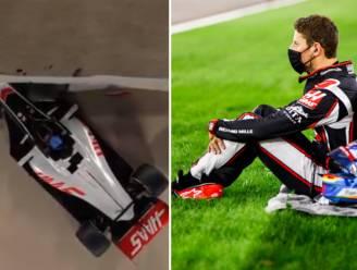 """Straffe animatie toont aan hoe Romain Grosjean horrorcrash dankzij 'halo' overleefde: """"Jules Bianchi heeft mijn leven gered"""""""
