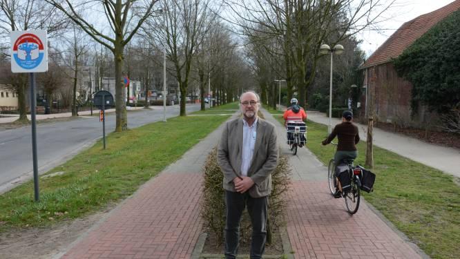 """Beukendreef blijft gevrijwaard bij heraanleg fietspad: """"Schade door boomwortels wordt wel verleden tijd"""""""