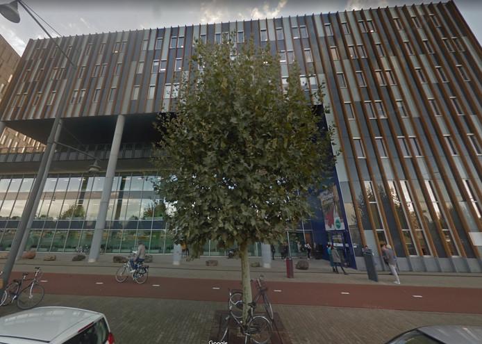 Da Vinci College Dordrecht, aan de Karel Lotsyweg