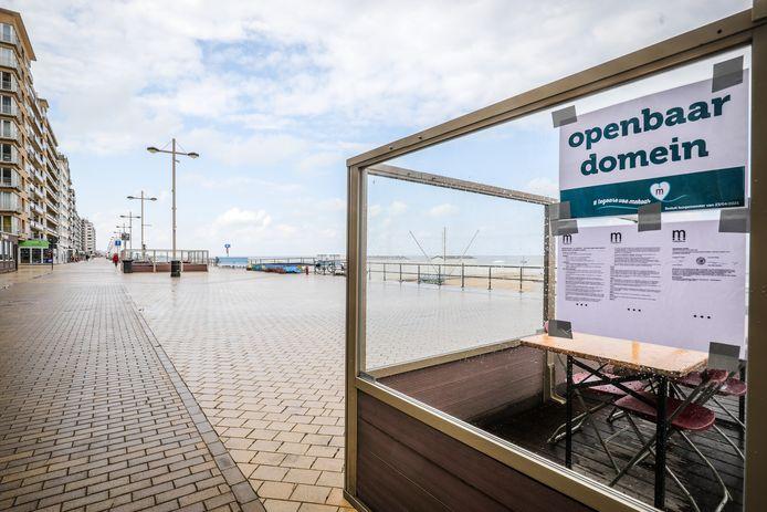 De hele Zeedijk is openbaar domein geworden.