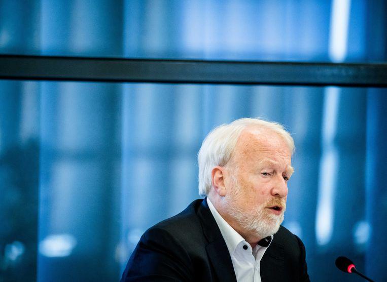 Jaap van Dissel, directeur infectieziektebestrijding bij het RIVM. Beeld ANP