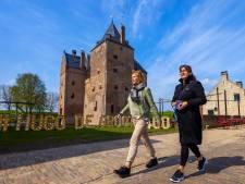 Zo ervaren bezoekers een dagje Slot Loevestein met vooraf testen: 'Een hoop gedoe vooraf'