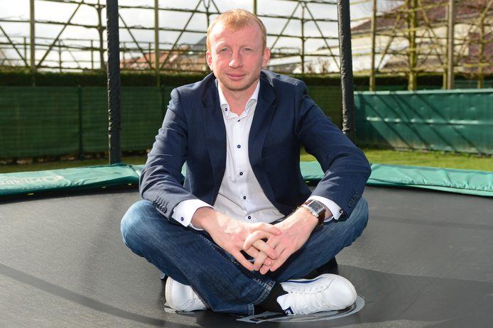 Sven Vandenbroeck.