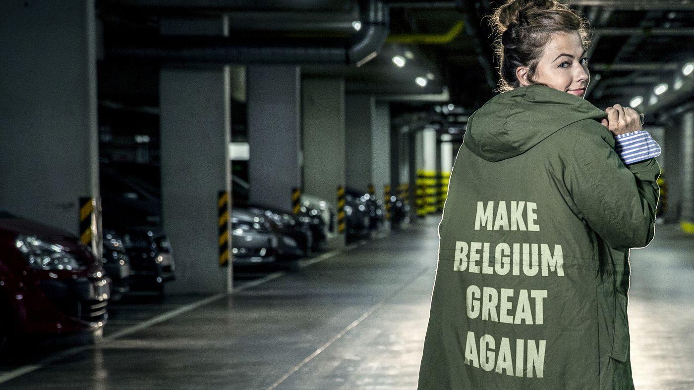 Make Belgium Great Again Extra