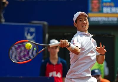 Nishikori en Dolgopolov in finale Buenos Aires