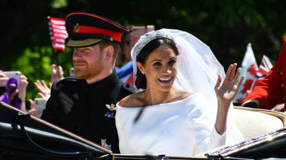 Kensington Palace dankt iedereen voor aandacht voor huwelijk Meghan en Harry