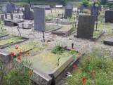 Twee minderjarige jongens opgepakt voor vernielen meer dan 100 graven bij begraafplaats Beukenhage