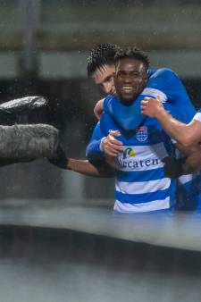 Jesper Drost leek afgeschreven bij PEC, maar na zijn basisplek en de zege op FC Twente ziet hij ineens weer kansen