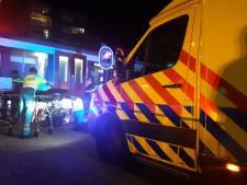 Man in rolstoel gewond na aanrijding met metro in Rotterdam