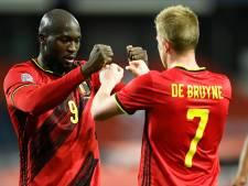"""Courtois, De Bruyne, Lukaku: une belle bataille pour le trophée de """"meilleur Belge à l'étranger"""""""
