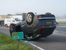 Files ochtendspits op N50, A1 en A28 opgelost; wel verkeershinder door ongelukken bij Ommen en Kampen