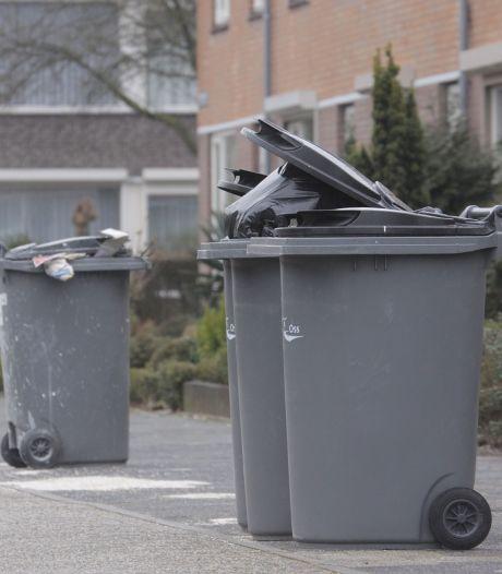 Ossenaren moeten 10 euro betalen voor extra container die nooit wordt geledigd