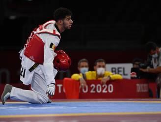 "Zwaar ontgoochelde Achab na verrassende uitschakeling in eerste ronde: ""Dit is een enorm harde klap, ik was hier om medaille te winnen"""
