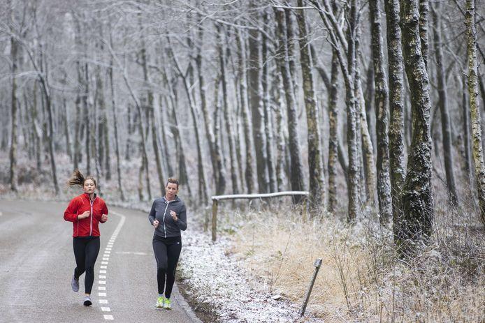 Hardlopen mag niet van Rosanne Hertzberger.