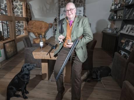 Voor Jacob Konter (59) uit Leimuiden is jagen een manier van leven