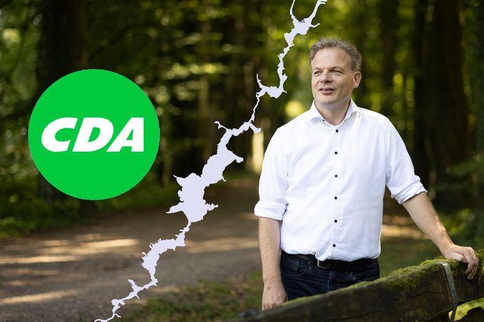 Pieter Omtzigt sluit een terugkeer naar het CDA uit.