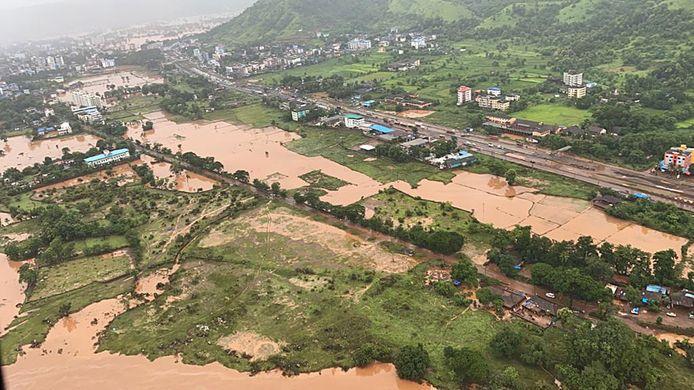 Het Raigad distretto del Maharashtra.