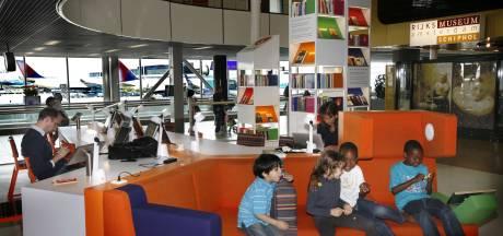 Schiphol-bibliotheek kan weer vier jaar vooruit