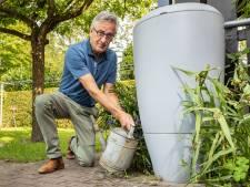 'Een bon voor een regenton', na hevige wateroverlast en hoosbuien in Dalfsen