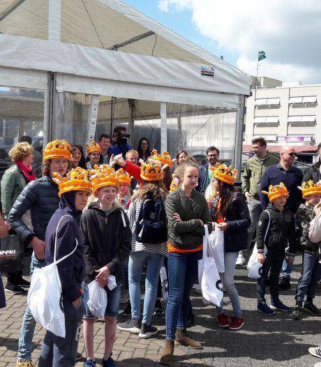 Een 'supervette' blik achter de schermen van popfestival 538Koningsdag in Breda