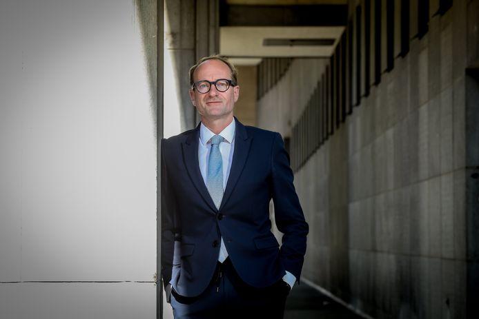 Vlaams Minister van Sport Ben Weyts (N-VA).