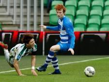 PEC Zwolle-debutant van 16 jaar staat voor altijd in de boeken