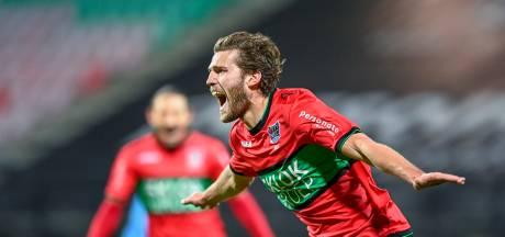 NEC rekent in tweede helft af met Jong PSV: vierde Nijmeegse zege in successie