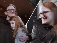 'Kerstengel' Wieneke uit Zwolle krijgt aandoenlijke boodschap na pittig jaar: 'Mama, we houden van je'